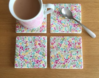 Tile Coasters - Spring Coasters