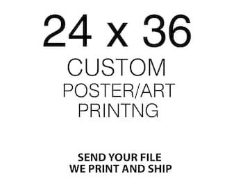 24x36 poster etsy