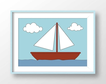 picture relating to Boat Printable identify Boat printable Etsy