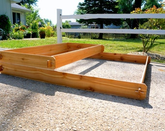 2 Tiered Garden Beds