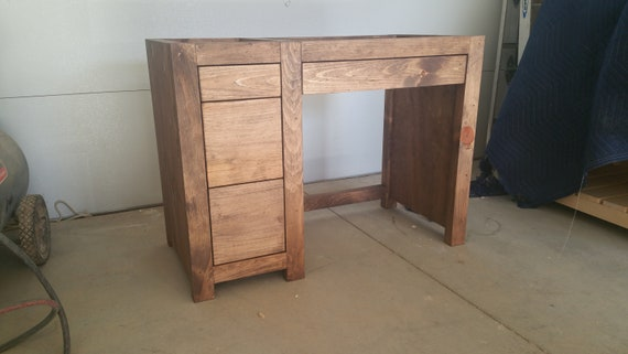Custom make up cabinet