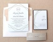 SAMPLE SET, Wedding Invit...