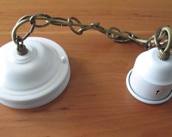 Three chain fixture | Etsy