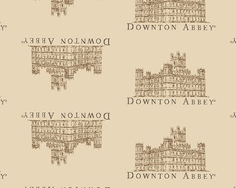 Downton Abbey Fabric by Andover Fabrics,100/% cotton,7611-E BTY