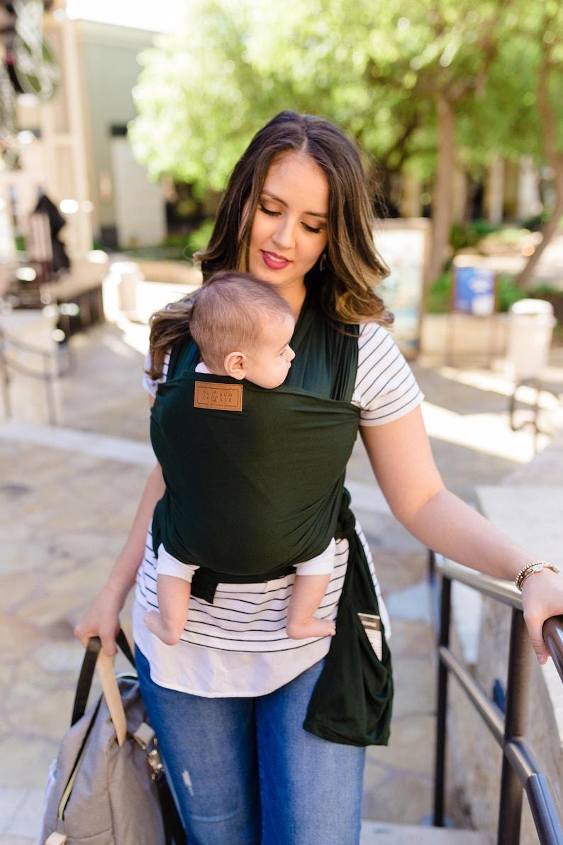 Preorder Pine Grove Baby Wrap Baby Carrier Newborn Wrap Best Baby Shower Or Registry Gift Present Nursing Or Breastfeeding Wrap