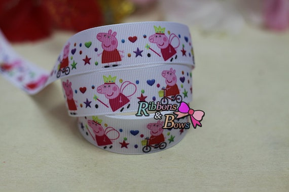 "LOL surprise 1/""  grosgrain ribbon the listing is for 3 yards and 2 flat resin"