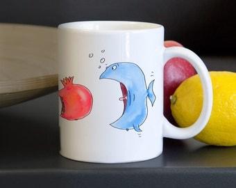 Funny food-chain Mug,