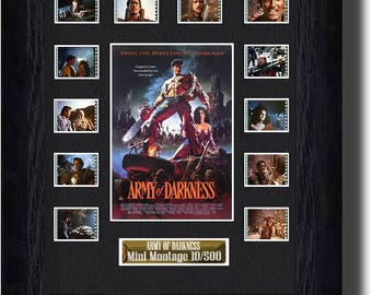 a23710bd Evil Dead 3 (1992 ) filmcell , Army of Darkness