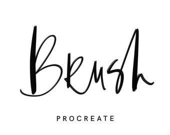ProCreate Brush 2