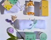 Baby Blessings - organic skincare gift set