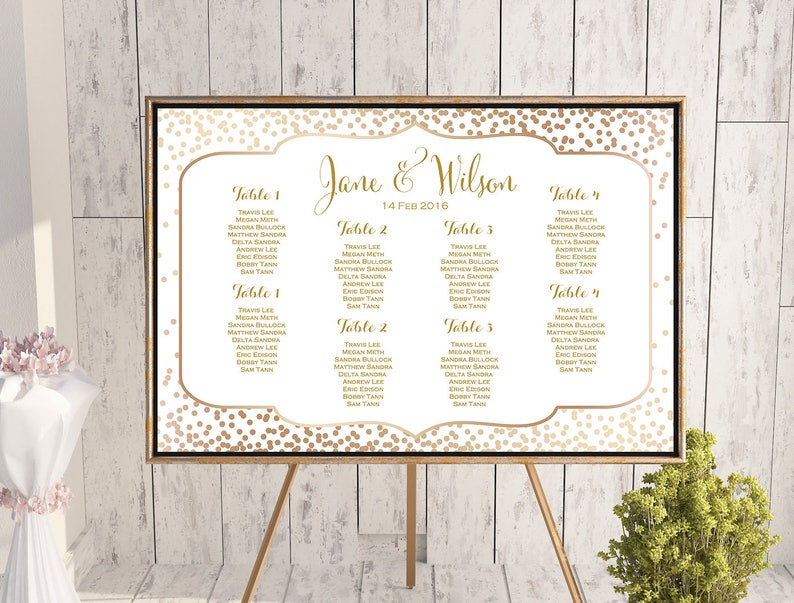 Find your Seat Chart, Printable Wedding Seating Chart, Wedding Seating  Poster, Wedding Seating Sign, Wedding Seating Board wd93 TH62 WC111 z