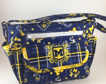 Michigan Crossbody Purse