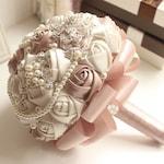 ON SALE!!!!!! Brooch bouquet, wedding bouquet, bridal bouquet, bridesmaids bouquets, flower girl, wedding corsage, brooch decor,brooch acces