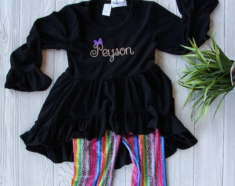 a09a4d296193c Darling Rainbow Outfit - Little Girl s Outfit