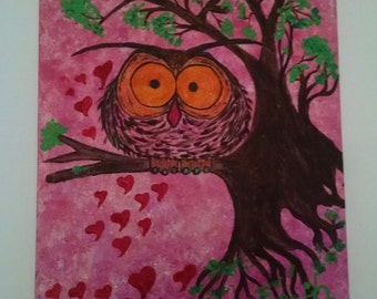 OWL of the love