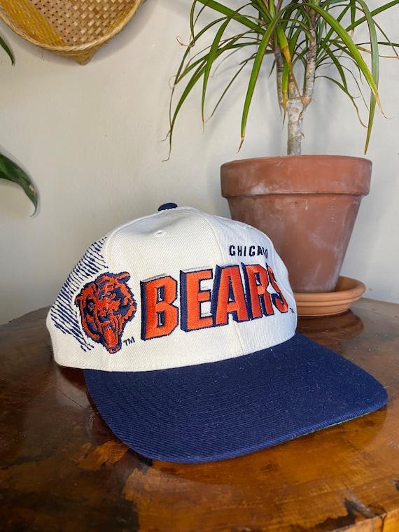 Rare Vintage Chicago Bears Hat, 1990s Chicago Bear