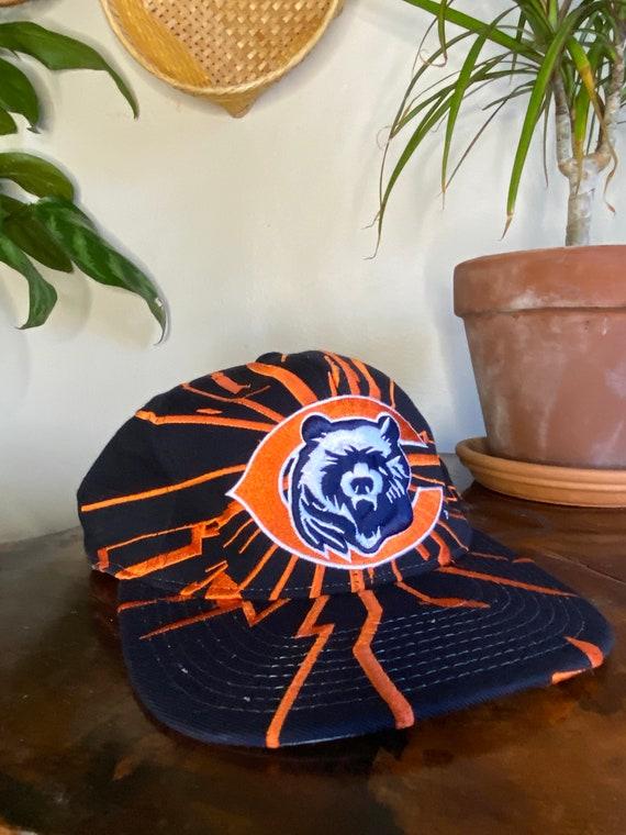 Vintage Chicago Bears Hat, 1990s Starter Chicago B