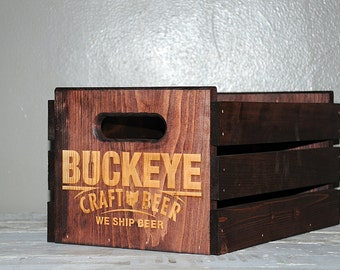 Custom Logo Beer Crate