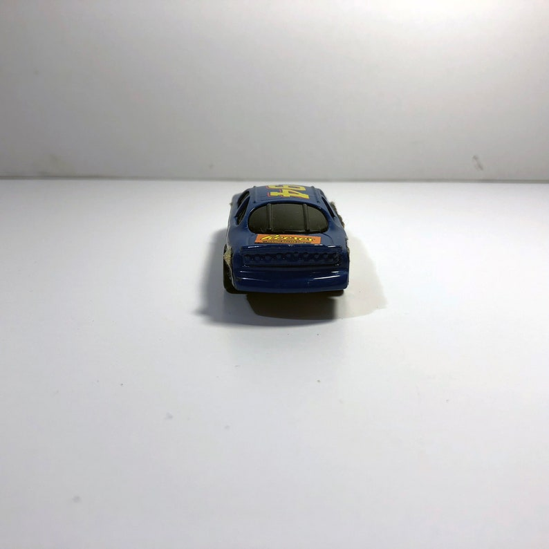 Mattel Reese/'s Mac Tonight Happy Meal McDonald/'s Corp Blue 94 Car Nascar Sponsor 1998 Vintage Hot Wheel Racecars