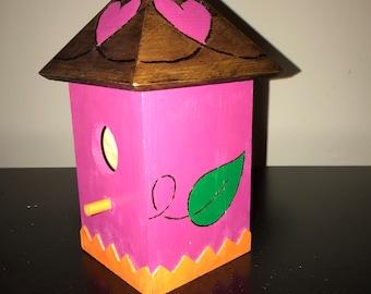 Birdhouse beauty