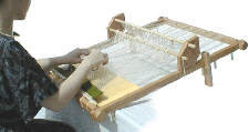 Hardwood Tapestry Loom and/or Stand Weave 20