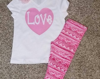 LOVE Heart outfit