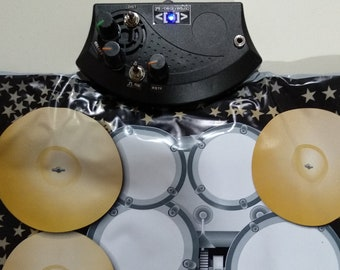 Circuit Bent Drum Mat - fx/drums/beats/noise/glitch