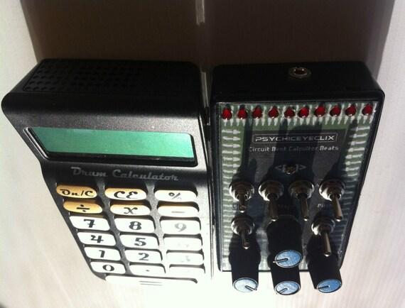 Circuit Bent Drum Calculator