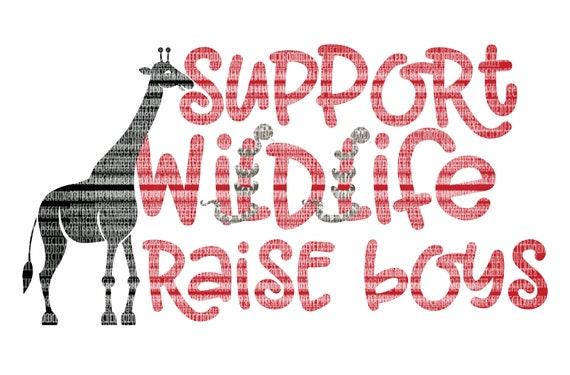 Support Wildlife Svg Boys Svg Files Snake Svg Giraffe Svg Etsy