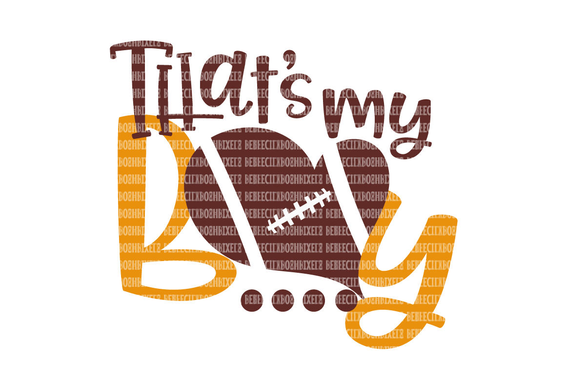 Download That's My Boy SVG Files Football Mom SVG Files for   Etsy