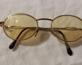 ea0371f43e759 Vintage ladies Frame Italy eyeglasses