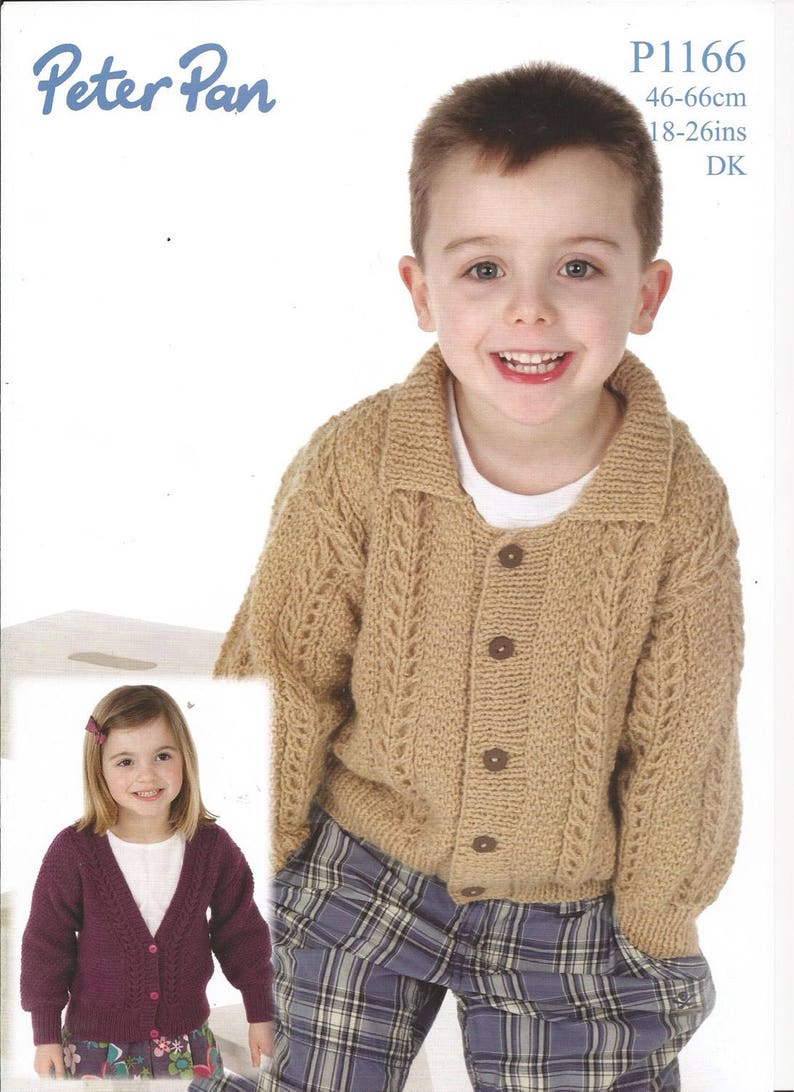 f3d654506976 Brand new Peter pan childrens knitting patterns baby babywear