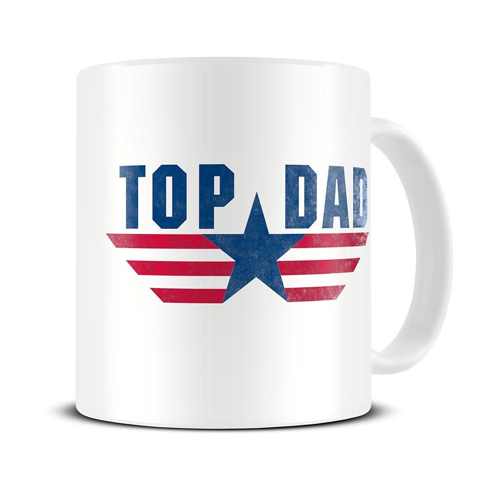 Fathers Day Fathor Personalised Ceramic Mug Coffee Tea Cup