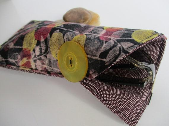 Japanese vintage silk fabric black and beige Dark pink Available in 12 metre or metre lengths