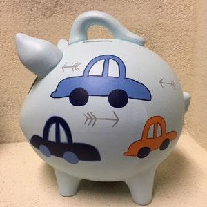 Tools for the Little Helper Piggy Bank