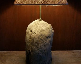 Beautiful Driftwood original lamp