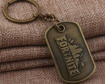 Fortnite Keychain Etsy