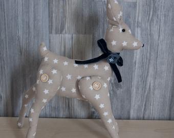 fawn reindeer deer