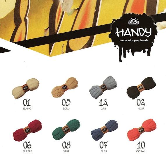 NOUVEAU !! se tricote avec avec tricote les bras Laine Handy de DMC 7 ddee99