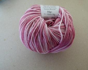 Cotton Natura Spring 404 azalea