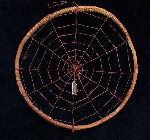 Dream Catcher Traditional Etsy Inspiration Ojibwe Dream Catcher