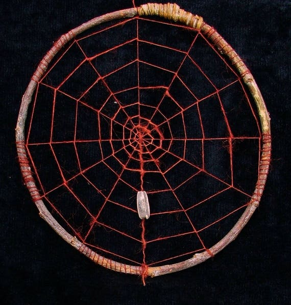 Dream Catcher Traditional Etsy Interesting How To Make Authentic Dream Catchers