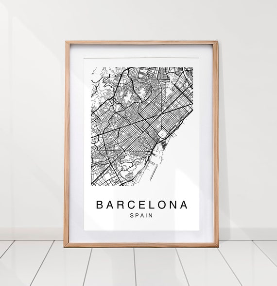 Barcelona Map Print, City Map Print, City Map Art, City Map Posters, on recycling posters, planning posters, city design posters, city mural posters, radio posters, golf posters, vintage city posters, muenchen city posters, train posters, koln city posters, statistics posters, library posters, water posters, clothing posters, vision posters, city neighborhood posters, city travel posters, culture posters, home posters,