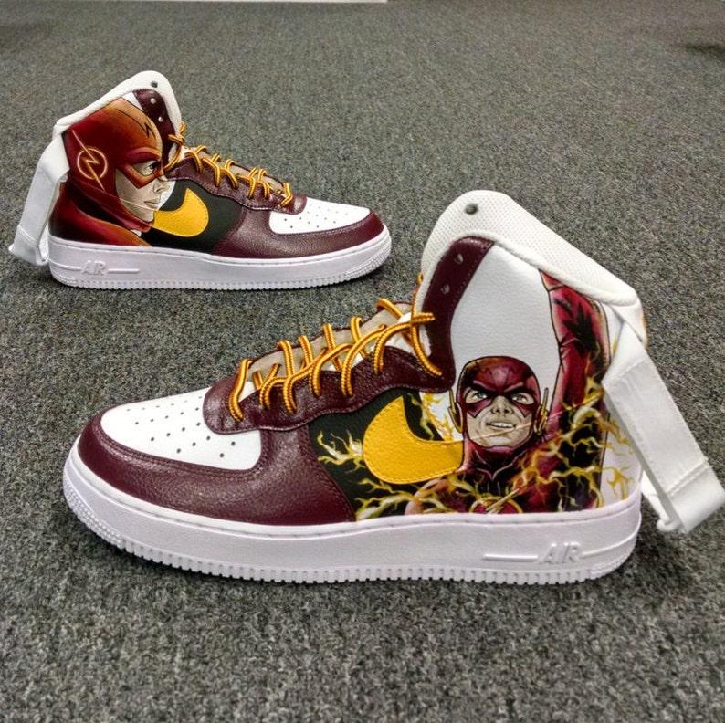 Custom Force Nike Air The Flash 1 wn8PkX0O