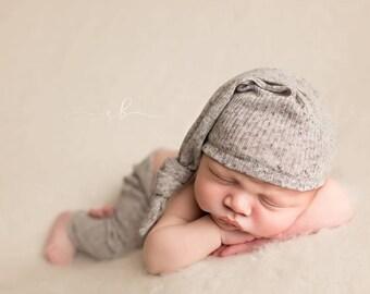 bc00138782f Newborn Pant and Sleepy Hat Set