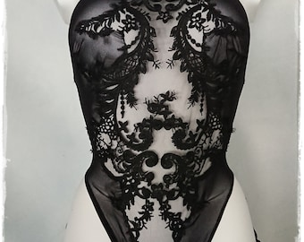 With and Dresses Sleeves Wedding Black Whitvictorian