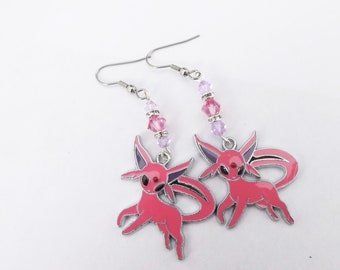 pick your favorite Eeveelution Earrings