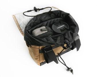 Camera Padding Insert (Drawcord Handlebar Bag)