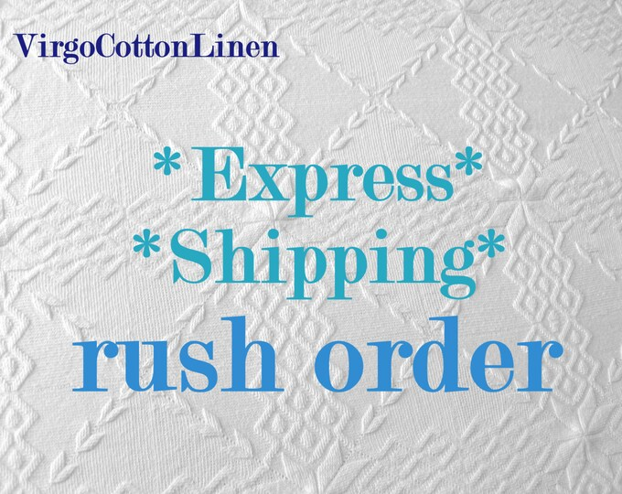 Rush my order, worldwide International Express Shipping Service - Express Delivery - EMS - Shipping Upgrade