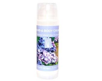 Hand Cream - Body Cream - Lotion - Hand Lotion - Body Lotion - Moisturizer -  Cherry Lotion -  Lilac Hand Cream - Lilac Lotion - Michigan